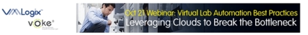Oct 21 Webinar: Virtual Lab Automation Best Practices